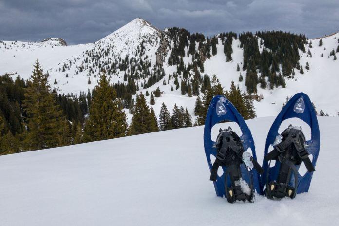 Schneeschuhwandern rund um die Priener Hütte: Zwischen Trubel und Einsamkeit