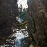 Der zweite Wasserfall führt deutlich mehr Wasser ©Gipfelfieber