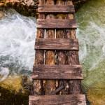 Die einzige Brücke ©Gipfelfieber