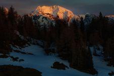 Letztes Licht am Hochkaltermassiv ©Gipfelfieber