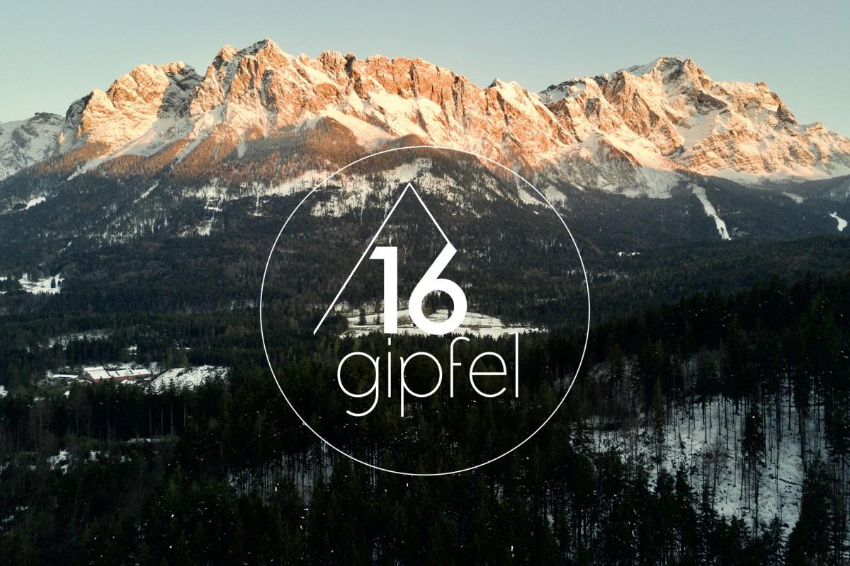 Projekt 16 Gipfel: Die höchsten Berge der deutschen Bundesländer