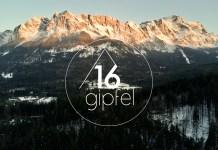 Projekt 16 Gipfel: Die höchsten Berge der deutschen Bundesländer ©Gipfelfieber
