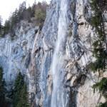 Tosender Schleierwasserfall ©Gipfelfieber