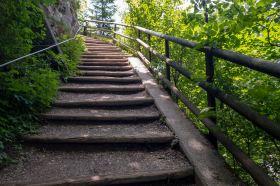 306 Stufen ©Gipfelfieber
