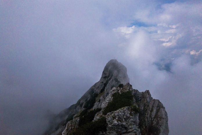 Der Kufsteiner Klettersteig im Wilden Kaiser: Von Schwarzen Wänden und Götterquerungen ©Gipfelfieber