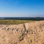 Projekt 16 Gipfel: Die höchsten Punkte von Berlin - Arkenberge ©Gipfelfieber