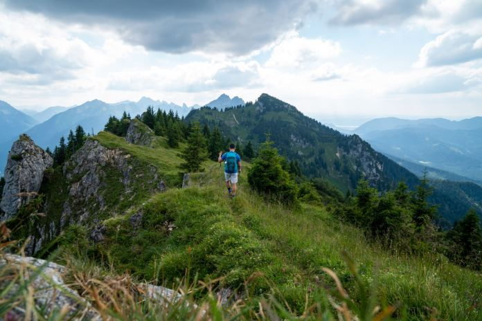 Vom Teufelstättkopf zum Hennenkopf: Einsames Gratwandern in den Ammergauer Alpen