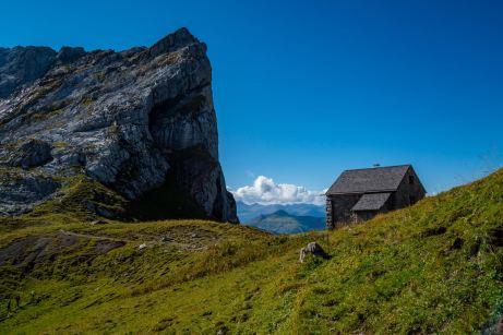 Zollhaus am Schweizer Tor ©Gipfelfieber