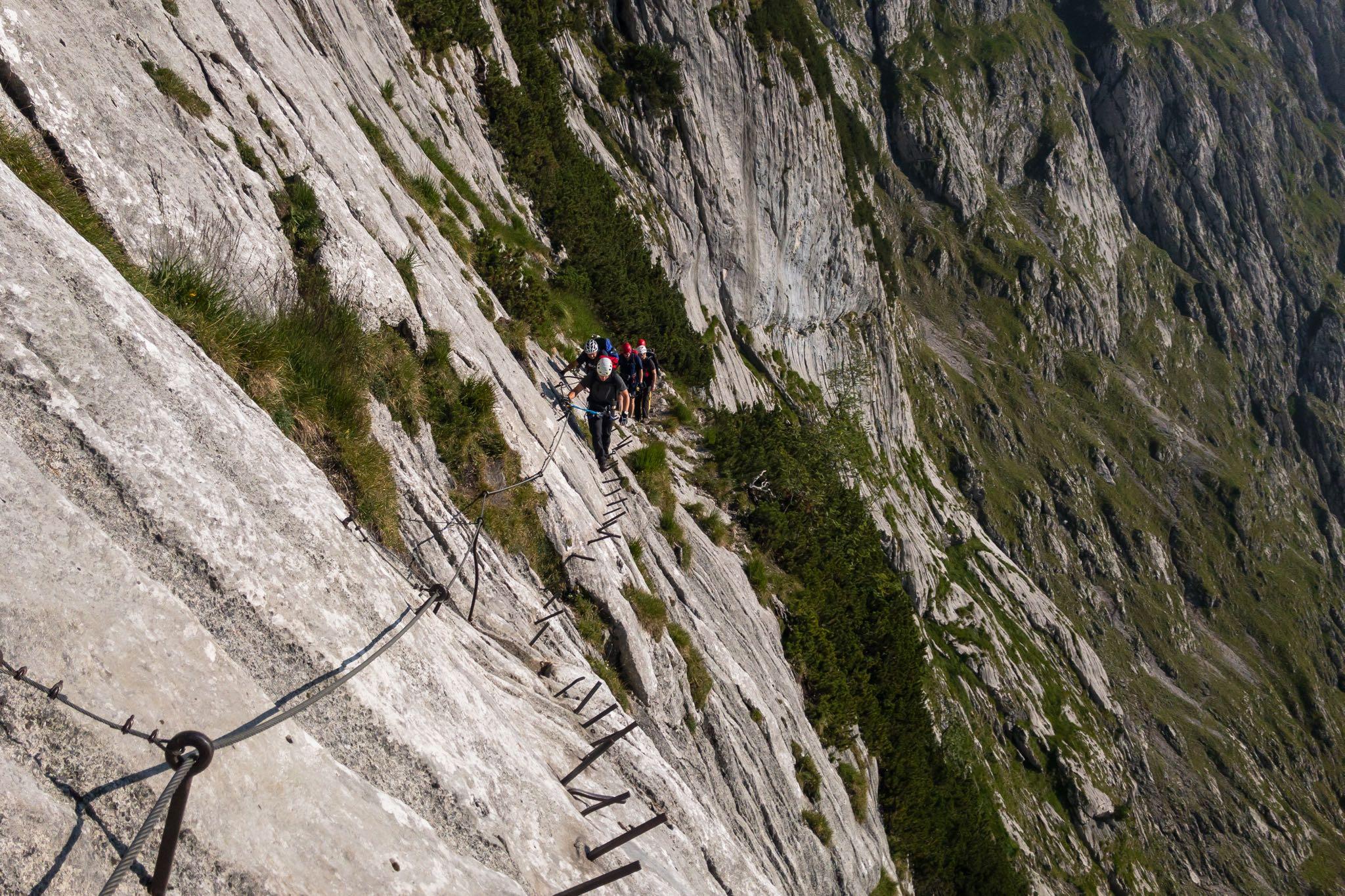 Klettersteig Zugspitze Höllental : Projekt 16 gipfel: durchs höllental auf die zugspitze der weg ist