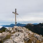 Gipfelkreuz der Gedererwand ©Gipfelfieber