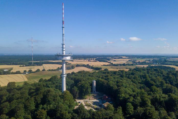 Projekt 16 Gipfel: Der Bungsberg in Schleswig-Holstein