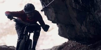 Outdoor-Film der Woche KW 50/18: Via Ferrata on a Mountain Bike © Screenshot Film/Pierre Henni, Kilian Bron