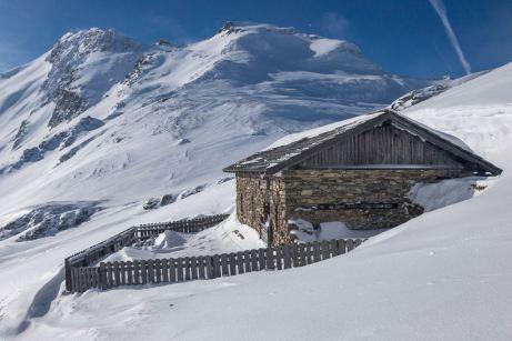 Tauernhaus unterhalb der Hagener Hütte ©Gipfelfieber