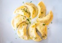 Rezept für Osttiroler Schlipfkrapfen: Vom Schlipfen und Schlutzen ©Gipfelfieber
