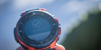 Casio Pro Trek WSD-F30 Outdoor-Smartwatch: Evolution am Handgelenk © Gipfelfieber