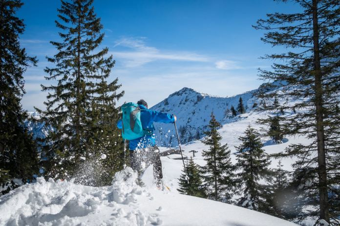 Im winterlichen Test ©Gipfelfieber