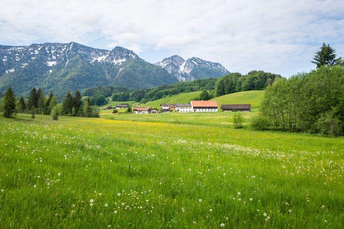 5. Etappe auf dem SalzAlpenSteig: Von Ruhpolding nach Inzell