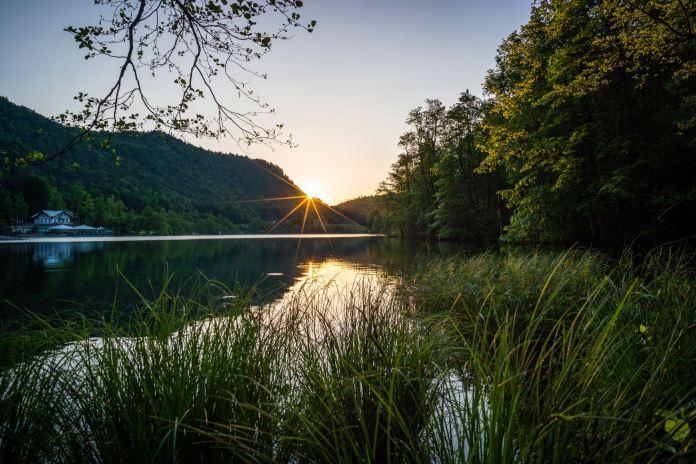 Fünf Touren zum Sonnenaufgang: Morgenstund hat Gold im Mund