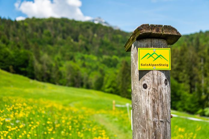 6. Etappe auf dem SalzAlpenSteig: Von Inzell nach Bad Reichenhall ©Gipfelfieber