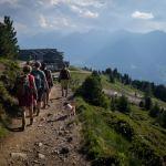 Letzte Meter auf dem Innsbruck Trek ©Gipfelfieber