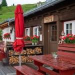 Roßkogelhütte ©Gipfelfieber