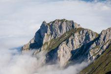 Gipfel im Wolkenmeer ©Gipfelfieber