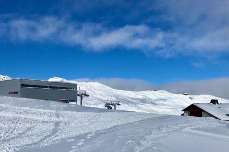 Start an der Versettla Bergstation ©Gipfelfieber