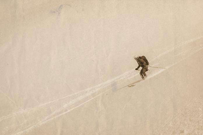 Skifahren wie vor 100 Jahren: Nostalgie pur