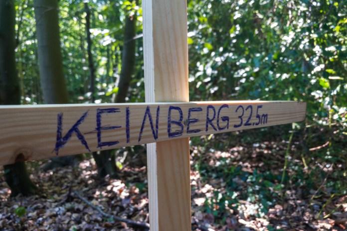 Projekt 16 Gipfel: Der höchste Punkt von Bremen (oder: Gipfelkreuzweihe auf 32,5 m) ©Gipfelfieber