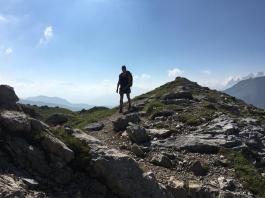 Sentiero della Pace: Auf alten Kriegspfaden durch die Alpen ©Etappen-Wandern.de