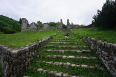 Ruinen und stille Zeugen ©Etappen-Wandern.de