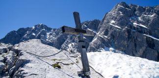Gipfelkreuz Drittes Watzmannkind ©Gipfelfieber