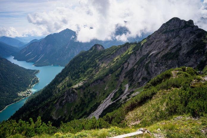 Die Tauern-Überschreitung: Drei stille Gipfel über dem Plansee