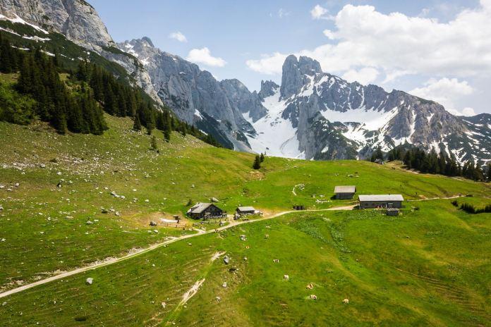 15. Etappe auf dem SalzAlpenSteig: Von Annaberg zur Gablonzer Hütte