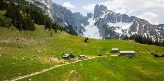 15. Etappe auf dem SalzAlpenSteig: Von Annaberg zur Gablonzer Hütte ©Gipfelfieber