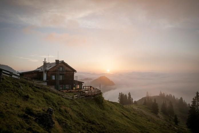 Ostergewinnspiel: Hüttenwandern im Alpbachtal mit GrüeziBag ©Tirol Werbung/Jens Schwarz