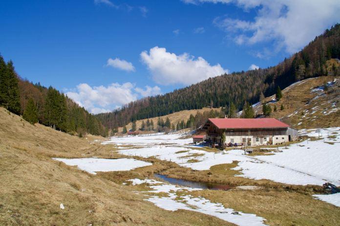 Klausenbachklamm und Klausenbergalm: Wasserfälle und Almidyll