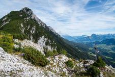 Vorgelagertes Gipfelkreuz ©Gipfelfieber
