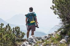 Wanderrucksack Test 2021: Rucksäcke für Tagestouren auf dem Prüfstand ©Foto: Lea Hajner/Escape Town