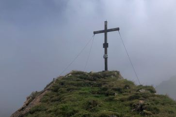 Gipfelkreuz Westliche Schöberspitze ©Gipfelfieber