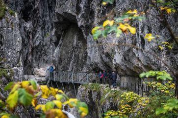 Kaipara Green Trails: Alpine Pionierarbeit in der Höllentalklamm ©Gipfelfieber