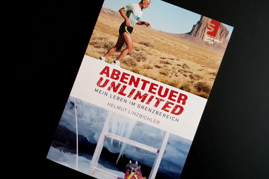 Buchcover Abenteuer Unlimited von Helmut Linzbichler