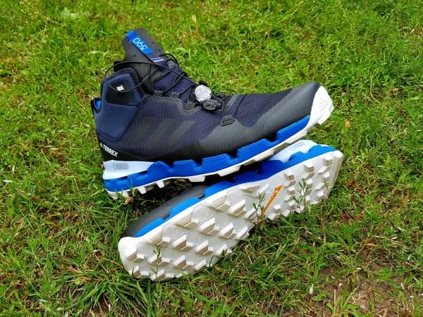 adidas Terrex Fast Mid GTX Schuhe mit Continental-Sohle