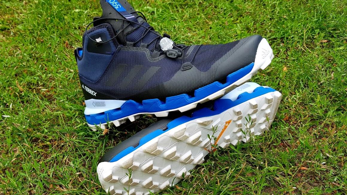 adidas TERREX Fast Mid GTX Surround Schuhe im Schnelltest