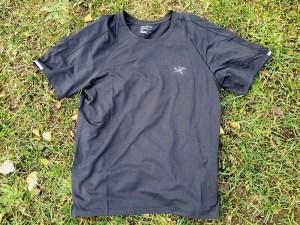 Arcteryx Cormac Crew T-Shirt Vorderseite
