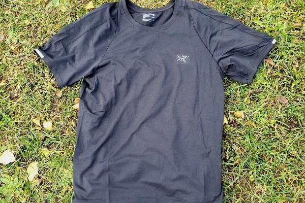 Arcteryx Cormac Crew T-Shirt im Test