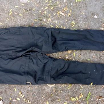 Fjällräven Traveller Zip-Off Trousers im Test