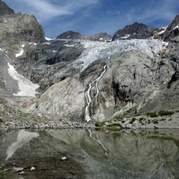 Wanderung zum Glacier Blanc