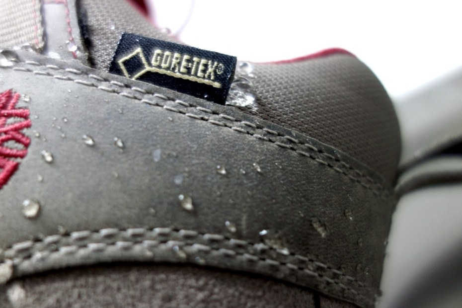 Schuh mit Gore-Tex Membran