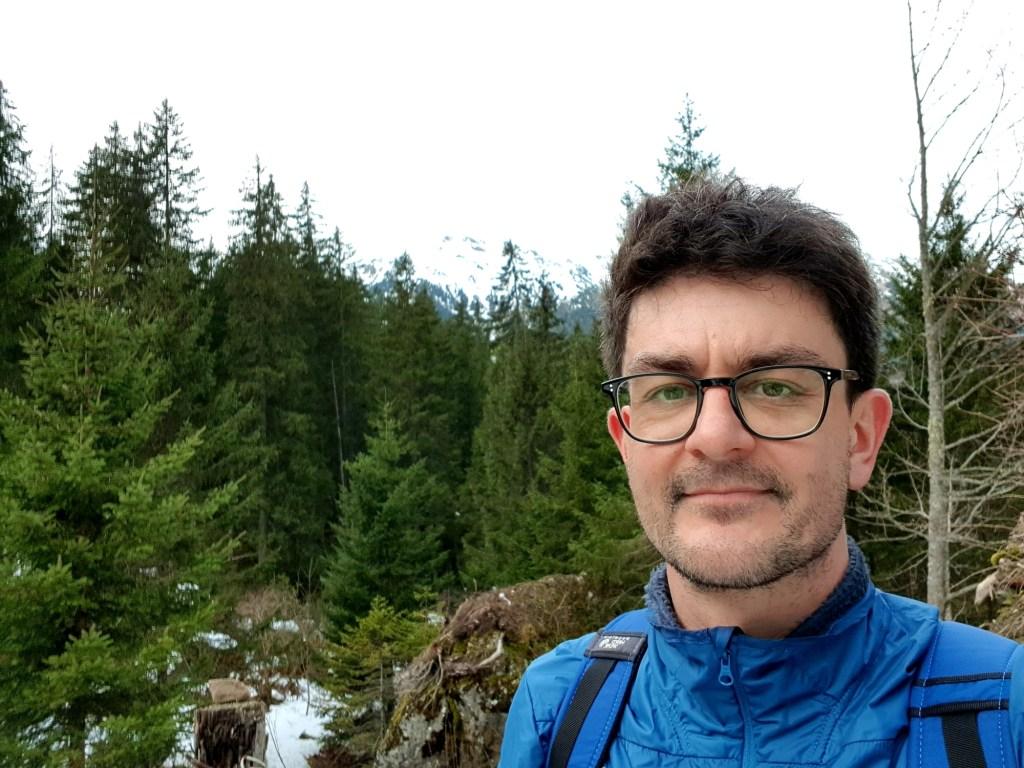 Raffaele, Autor der Gipfelwelt